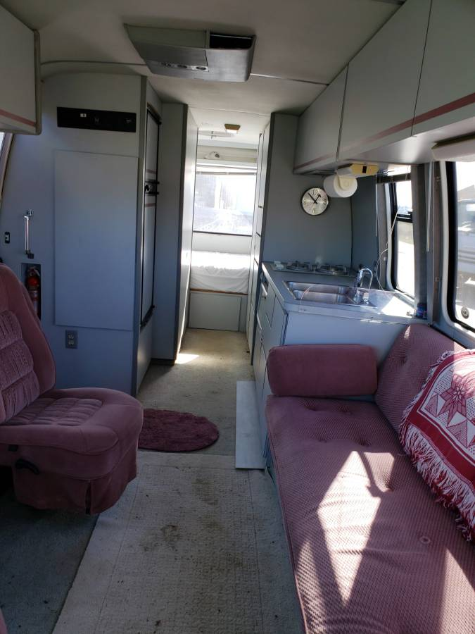 1978 GMC Eleganza Custom 26FT Motorhome For Sale in Buffalo