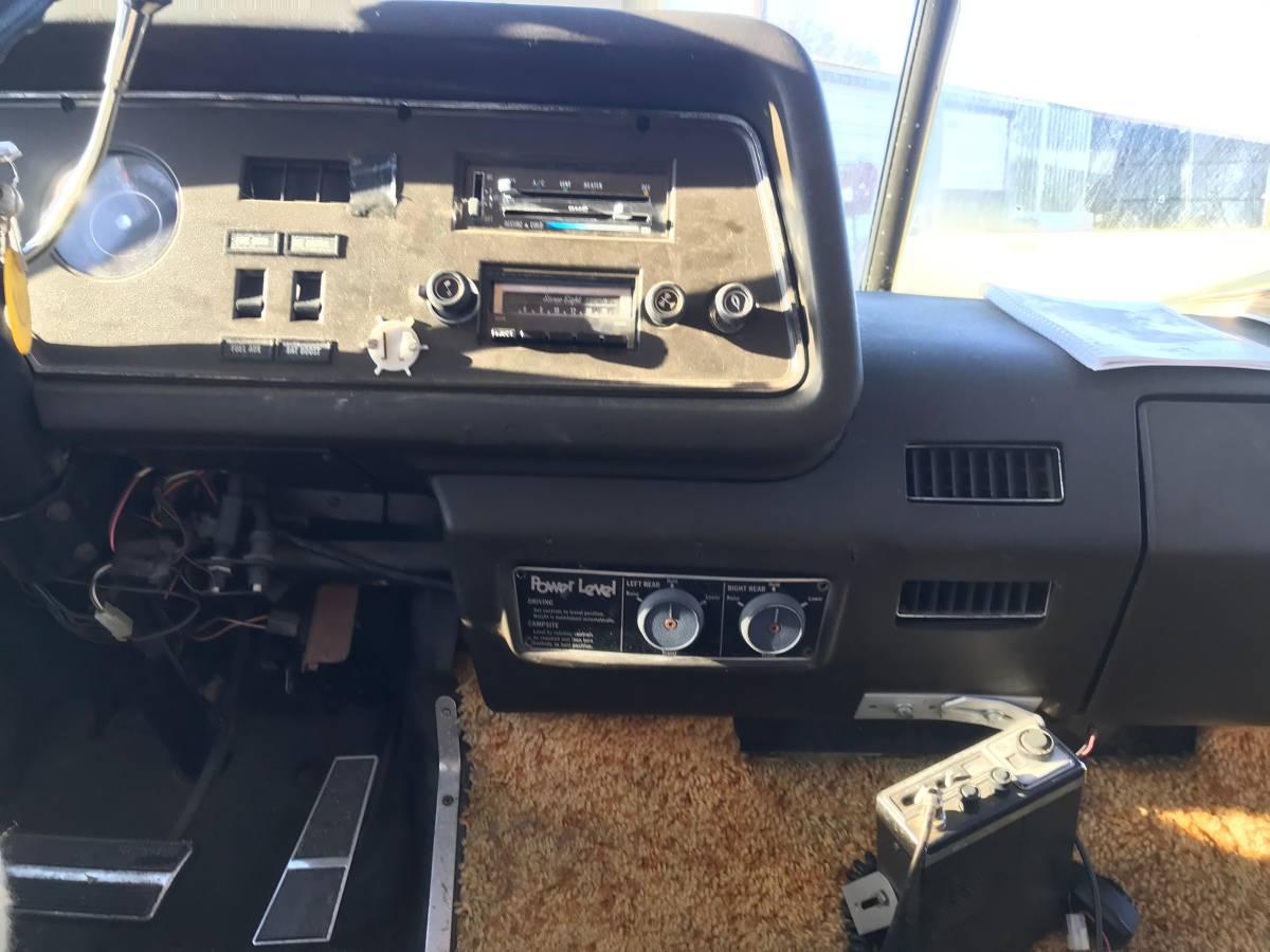 1973 GMC Canyonlands 26FT Motorhome For Sale in Denton, Texas
