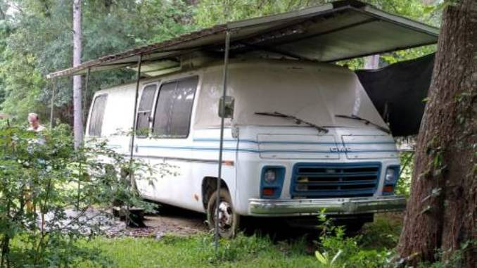 1976 GMC 26FT Motorhome For Sale in NE Tallahassee, Florida