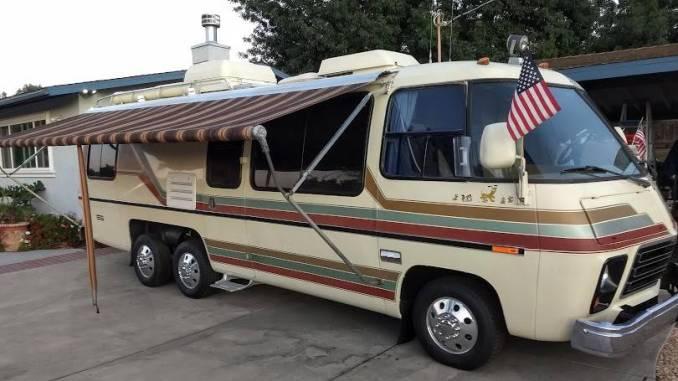 1976 Vista CA