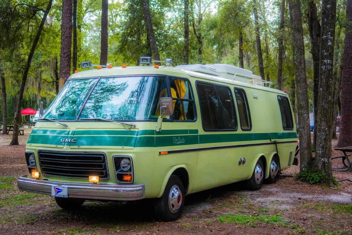1977 GMC Palm Beach 26FT Motorhome For Sale Tampa Bay, FL