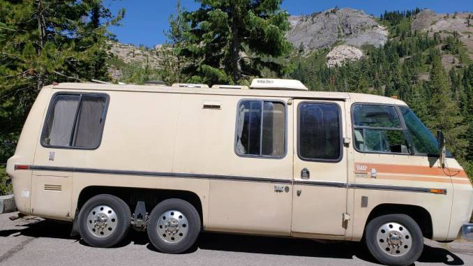 1974 GMC Canyonlands V8 Auto Motorhome For Sale in Lake ...