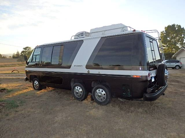 Dmv Conway Ar >> 1975 GMC Birchaven 455 Olds 23FT Motorhome For Sale in Berthoud, CO