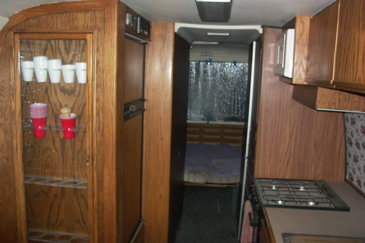 1973 GMC Classic 26FT V8 Auto Motorhome For Sale in Lompoc ...