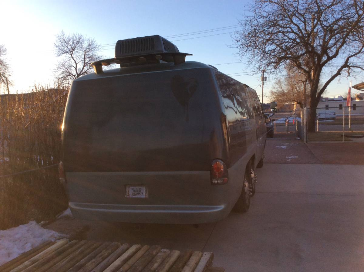 1976 GMC Classic 26FT Motorhome For Sale in Rapid City ...
