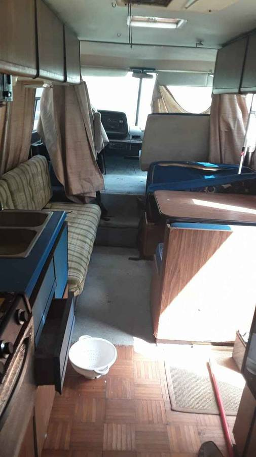 1973 GMC Motorhome For Sale in Tallahassee, Florida