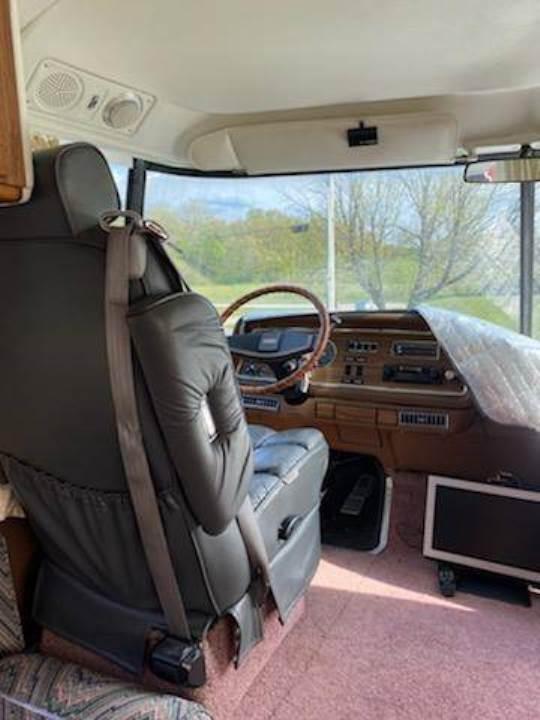 1977 GMC Eleganza II V8 Auto Motorhome For Sale in Sunman ...