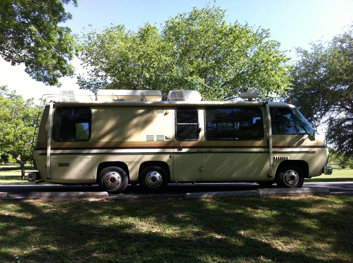 1978 GMC Eleganza Motorhome For Sale in Georgetown, Texas