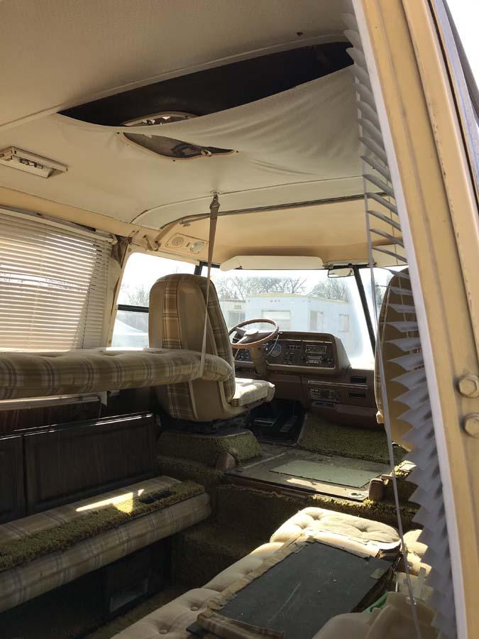 1976 GMC Glenbrook 26FT Motorhome For Sale in Warren, Michigan